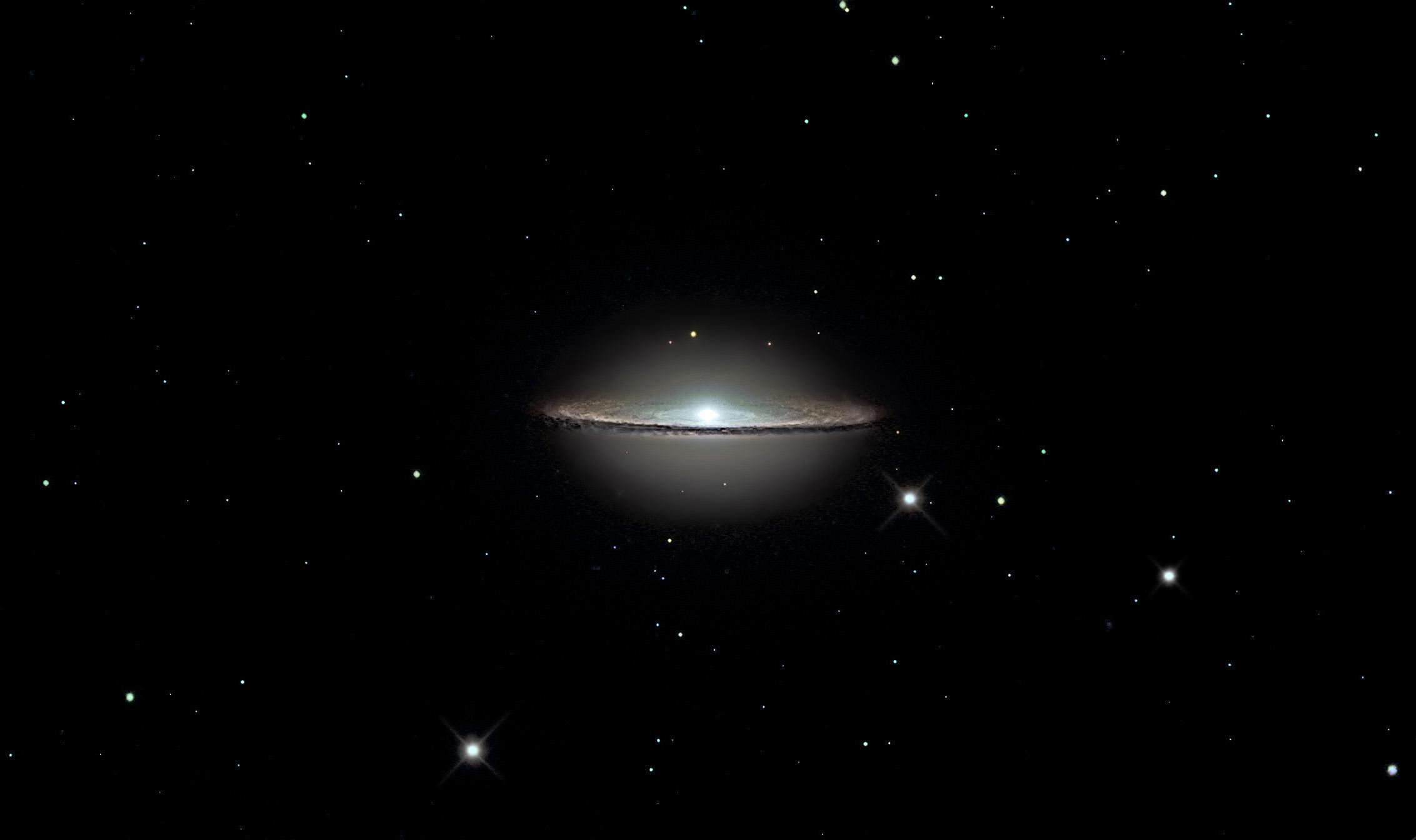 Sombrero Galaxy Nasa - Pics about space